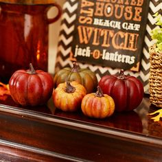 Decorative Pumpkin Filler
