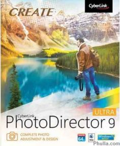 CyberLink PhotoDirector Ultra 9.0.2504.0 Crack is Here ! [LATEST]