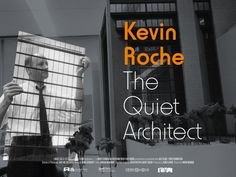 Out today at the Irish Film Institute is Mark Noonan's new documentary Kevin Roche: The Quiet Architect. Scannain caught up with the director. Illinois Institute Of Technology, Architecture Foundation, Oakland Museum, Ford Foundation, New York Museums, Irish American, Film Institute, School Architecture, Documentary Film