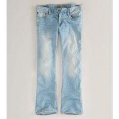 Men's Original Bootcut Jeans (Light Vintage Wash) 38x34