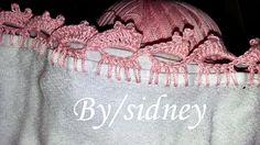 Sidney Artesanato: Barradinho para fralda