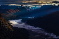 Rising Valley by Jeremias Thomas on 500px