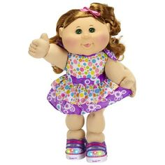 Cabbage Patch Kids Twinkle Toes: Caucasian Girl Doll, Red Hair, Green Eyes, http://www.amazon.com/dp/B00JKEP8KO/ref=cm_sw_r_pi_awdm_MfKkub0WWZSRF