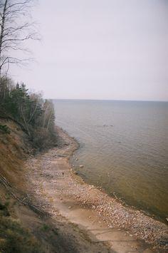 Лебяжье берег