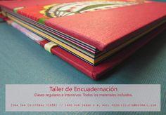 Clases de Encuadernación en Buenos Aires, Argentina.