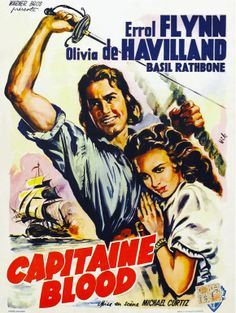 'Captain Blood' (1935) ...