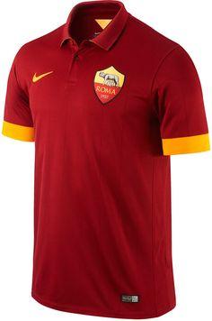 984e29d92ef Nike Men s AS Roma Club Soccer Team Replica Jersey New Football Shirts