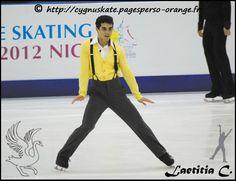 Cygnus Skate - Site sur le patinage artistique