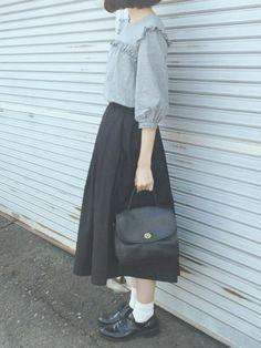 MAYUKO|LOWRYS FARMのスカートを使ったコーディネート - WEAR