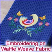 Embroidery Library - Fabrics 101 Articles