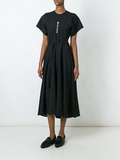 Ellery raglan sleeve dress