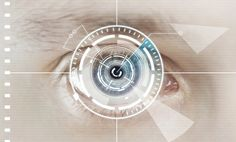 Find Technology Scan Mans Eye Security Identification stock images in HD and millions of other royalty-free stock photos, illustrations and vectors in the Shutterstock collection. Wearable Computer, Smart Glass, Gadgets, Science Illustration, Male Eyes, Lg G5, Futuristic Technology, Access Control, Wall Street Journal