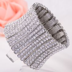 Cheap bracelet ball, Buy Quality bracelet rhinestone directly from China rhinestone bridal jewelry wholesale Suppliers:    2014 New Arrival Luxury White Gold Crystal Tassel Necklace Wedding Jewelry Sets For WomenUS $ 31.33/setWholesale Luxu