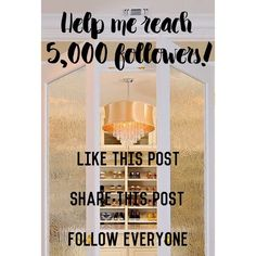 F O L L O W   G A M E  ALMOST 1/2 There!!!! It's so simple! like • share • follow  We all can reach our personal follow goals! My goal for today is 5k followers! Please help me get there! Also, I'm looking for a group of poshers that I can tag in future follow games! Comment below if I can add you to my PFF tag list! Happy Sunday & Happy Poshing! CHANEL Bags