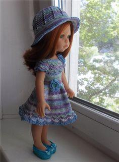 Летние наряды для Паолок / Одежда и обувь для кукол своими руками / Бэйбики. Куклы фото. Одежда для кукол