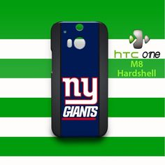 New York Giants HTC One M8 Case Cover Hardshell