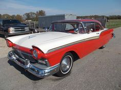 Ford Fairlane for Sale Vintage Cars, Antique Cars, Ford Lincoln Mercury, Ford Shelby, Old Fords, Ford Fairlane, Ford Motor Company, My Ride, Motor Car