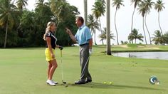 Meghan Hardin joins Michael Breed for a friendly wedge play competition and short game tip. See more on Big Break Academy, Tuesdays 11:30 PM ET. 'Click  HERE  for more 'Big Break NFL' content.