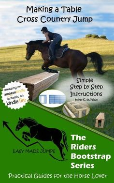 Making a Table Cross Country Horse Jump