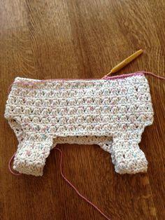 Annoo's Crochet World: Little Girl Vintage Dress Free Pattern                                                                                                                                                                                 More