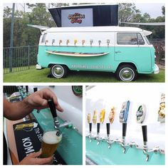 The Kombi Keg... Beer