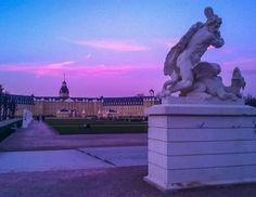 Das Schloss im #Abendrot   #visitbawu #visitkarlsruhe #karlsruhe #travel #travelblog #bwjetzt #placetobw #schloss #castle #sunset #evening #skylovers #sky #skyporn #picture #bestoftheday #love #redsky #amazing #beautiful #igersgermany #visitgermany #tgif
