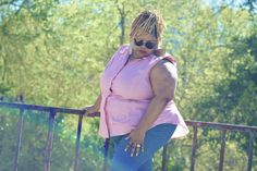 bykStyle | Summer Stripes   3 Items That Show That Fat Girls Can Wear Stripes Too! – The F.A.B. Society