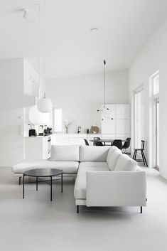 Are you looking for the perfect idea before designing your living room? Well, we have 35 classy white living room ideas for you.