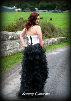 A little country couture. Imagine is wonderful!