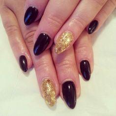 Golden Nails, Beauty, Finger Nails, Ongles, Beauty Illustration, Nail, Nail Manicure