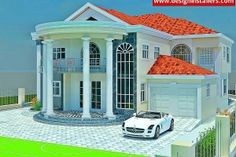 offers complete architectural design and Turn-key Construction Services, Since its inception, Design Planner, LLC has established itself in the Africa as an excellent Design & Build Firm Row House Design, Two Story House Design, House Outside Design, Classic House Design, Unique House Design, Bungalow House Design, Villa Design, Modern Home Offices, House Design Pictures