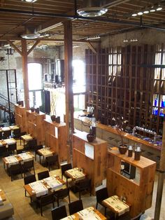 the boiler house: distillery