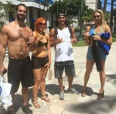 Photos, news, information, videos and more on the world of professional wrestling. Wwe Seth Rollins, Seth Freakin Rollins, Wwe Total Divas, Wwe Divas, Wrestling Superstars, Women's Wrestling, Becky Lynch, Becky Wwe, Wwe Couples