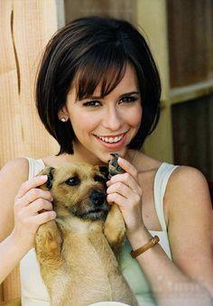 Jennifer Love Hewitt ♡... Re-pin by StoneArtUSA.com ~ affordable custom pet memorials for everyone.