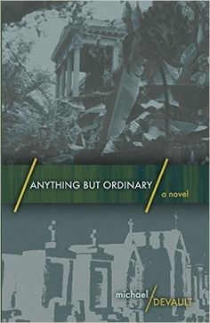Worldwide purchase link: Today I finished 'Anything but Ordinary', a quite delightful YA/Adult novel. Twelve year old Billy Bradshaw is sentenced to community service for vandalism …