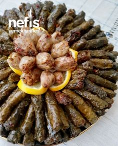 Hello everyone I have such a delicious wrapping recipe that when you eat it, this is always t . Turkish Recipes, Ethnic Recipes, Homemade Beauty Products, Bon Appetit, My Recipes, Sausage, Good Food, Food And Drink, Stuffed Peppers