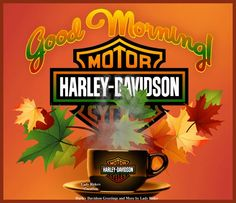 Have a great day Harley Davidson Shop, Harley Davidson Quotes, Harley Davidson Pictures, Harley Davidson Motorcycles, Motorcycle Logo, Motorcycle Travel, Rider Quotes, Pics For Fb, Beautiful Gif