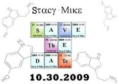 Image result for chemistry wedding
