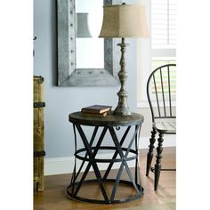 Homeware - Harlow Industrial Side Table from Homeware Furniture & Home Decor Rustic Furniture Stores, Find Furniture, Accent Furniture, Living Room Furniture, Home Furniture, Upcycled Furniture, Industrial Side Table, Rustic Side Table, Metal Side Table