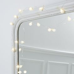 Mini Snowberry Fairy Lights | The White Company