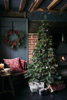 Рождественское волшебство в работах Elkie Brown