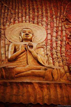 Buddha. Toul Tapeung, Phnom Penh, Cambodia. by WeGoTwo.