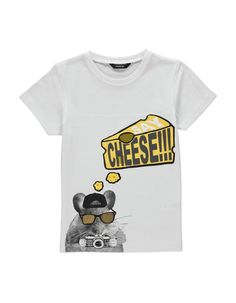 Say Cheese T-shirt | Kids | George at ASDA