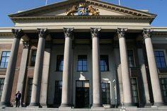 Gerechtshof (Court of justice), Leeuwarden.
