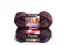 One lucky winner will receive 2 skeins of Puzzle Yarn in Connect the Dots. The deadline to enter is October 23, 2016 at 11:59:59 p.m. Eastern Time.