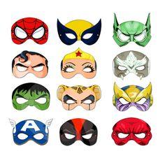 halloween masks printable - Buscar con Google