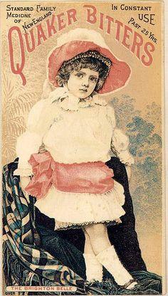 Trade Card, StMaryGypsy on Flickr