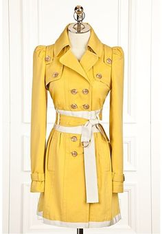 trench-town yellow.