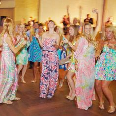 Lilly Prom Dress Code = Lilly or Louder