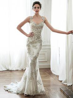 Jade Wedding Dress by Maggie Sottero   alt 1
